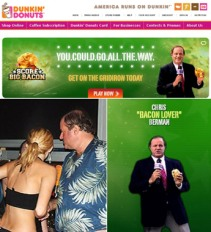 Chris Berman for Dunkin Donuts