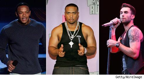 Timbaland, Dr. Dre steroids