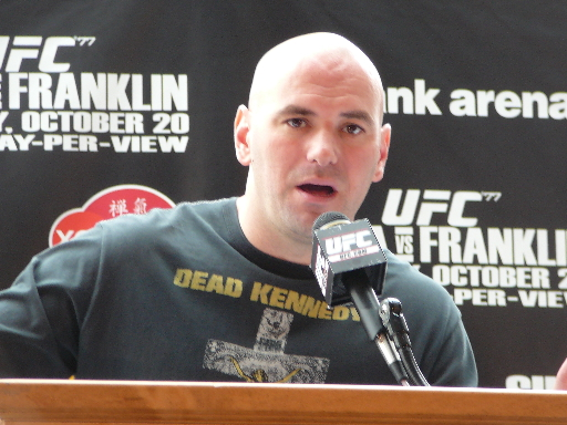Are The UFC And Dana White Going Bankrupt?